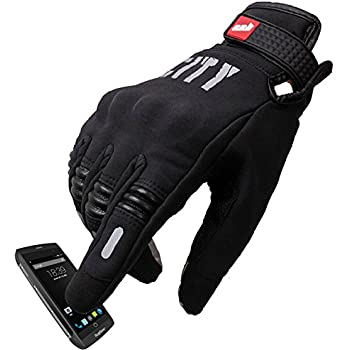 Street Bike Full Finger Motorcycle Gloves 09 Xl