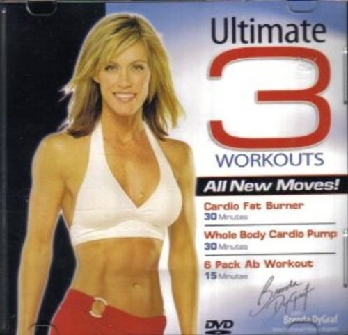 Ultimate 3 Workouts ~ Cardio Fat Burner / Whole Body Cardio Pump / 6 Pack Ab Workout