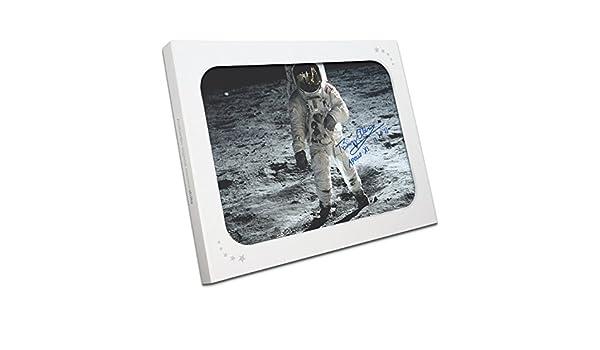 Buzz Aldrin Firmado fotografía de edición limitada Apolo 11 Luna ...