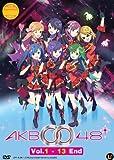 AKB0048 (TV 1 - 13 End) DVD
