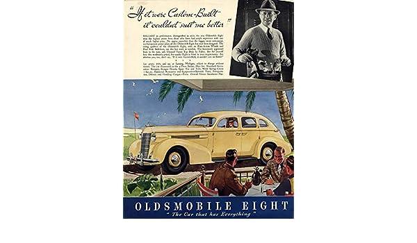 If custom-built it couldnt suit me better Oldsmobile Sedan ...