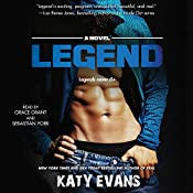 Legend: The REAL series, Book 6 | Katy Evans
