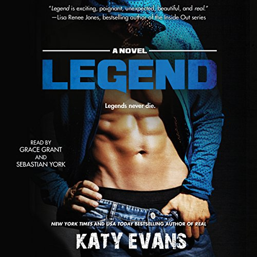 Legend: The REAL series, Book 6 by Simon & Schuster Audio