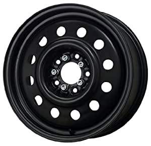 "Unique Wheel 83 Black Wheel (15x6""/4x100mm)"