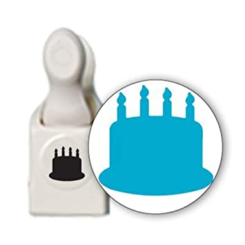 Amazoncom Martha Stewart Crafts Punch Birthday Cake