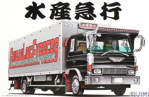 フジミ模型 1/32 トラックシリーズ 4tトラック水産急行冷凍車 No.11の商品画像
