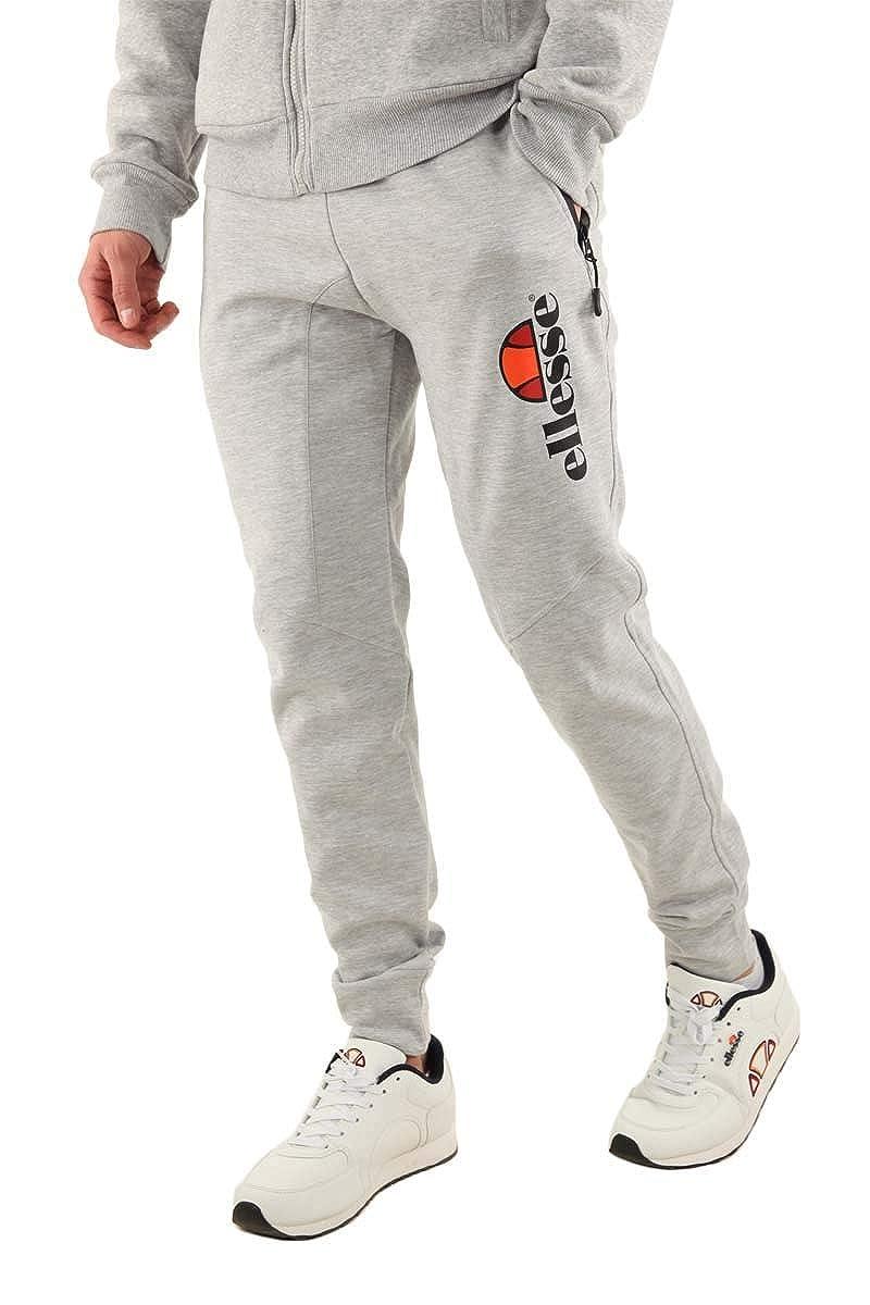 Blanc Ellesse Pantaloni Bianco Uomo Cotone
