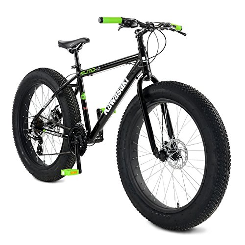 Kawasaki Sumo Fat Tire Bike 26 X 4 Inch Wheels 18 5 Inch