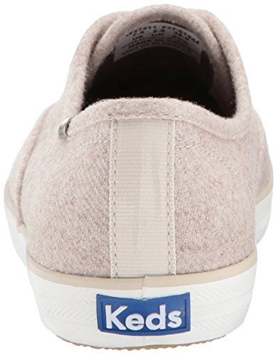 Keds Frauen Champion Wool Sneaker Haferflocken