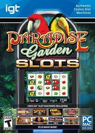 Encore IGT Slots Paradise Garden