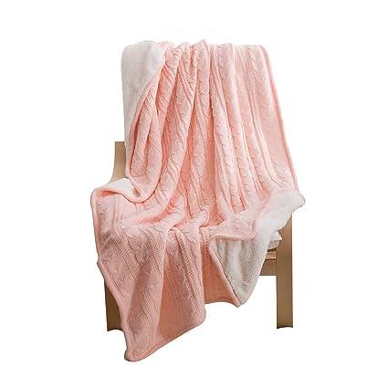 Amazon.com: LVRUI - Manta de cama suave, tamaño de manta ...