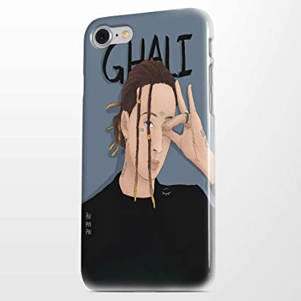 Ghali Cover 1 Smartphone Custodia per Tutti Modelli Apple iPhone ...