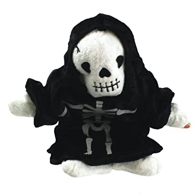 Ty Beanie Babies - Creepers the Skeleton: Toys & Games