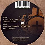 Noah D & Roommate / Marcus Visionary & Santori - Street Sound / Y'all Ready - Positive Thought - THT002