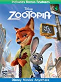 Zootopia (Plus Bonus Features) Image
