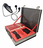 Spy Master Briefcase Black Spy kit - Secret agent