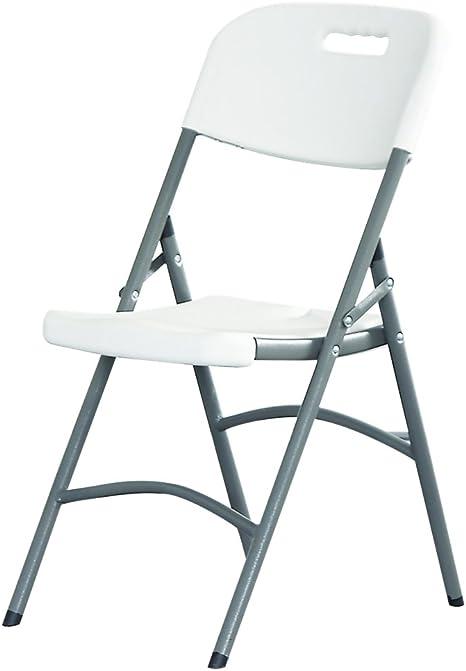 Interouge Chaise Pliante en Lot de 6 pièces Chaise Pliante