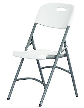 Chaise Pliante En Lot De 6 Pieces