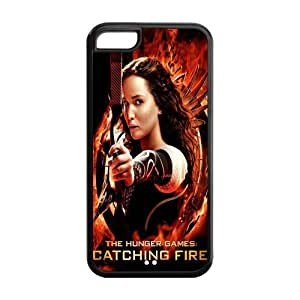 Customize Hunger Games Apple Case Suitable for iphone5C JN5C-1433