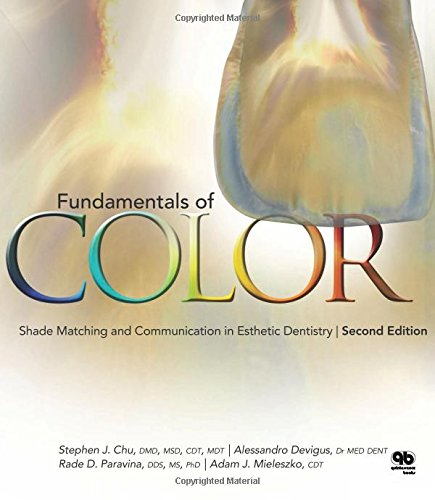 Fundamentals of Color: Shade Matching and Communiation in Esthetic Dentistry by Quintessence Pub Co
