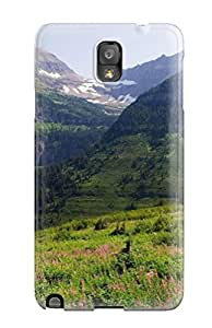 AERO Jose Aquino's Shop New Style Anti-scratch Case Cover Protective Glacier National Park Case For Galaxy Note 3