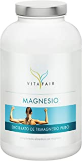 Magnesio | 456 mg por porción | 360 cápsulas | 120% de la necesidad diaria