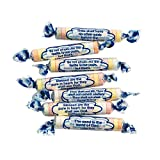 Fun Express - Tangy Tarts Scripture Candy - Edibles - Hard Candy - Dextrose - 60 Pieces