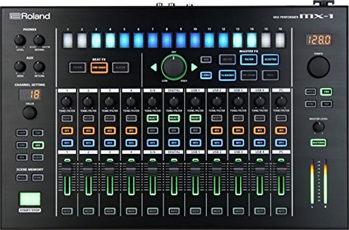 [해외] ROLAND/MX-1 AIRA MIX PERFORMER