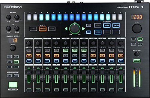 - Roland Tabletop Synthesizer (MX-1)