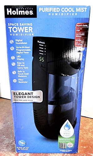 Holmes Cool Mist Tower Humidifier