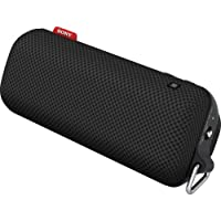 Sony SRSBTS50 Portable Splash-Proof NFC Bluetooth Wireless Speaker System (Black) (Discontinued by Manufacturer)