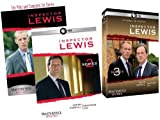The Complete Inspector Lewis Collection (Pilot & Full Seasons 1, 2 & 3 on 11 DVDs)