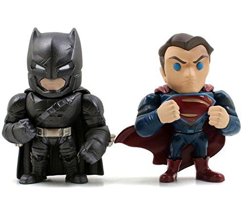 Metals Batman V Superman 4 inch Movie Twin Pack - Batman & Superman (M9)