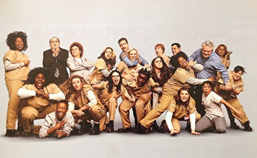 Orange is the New Black Full Cast Season 2 11 x 17 Poster/Litho