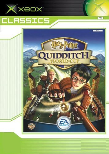 Harry Potter Quidditch World Cup (Xbox Classics) by Electronic (Harry Potter Quidditch World Cup Xbox)