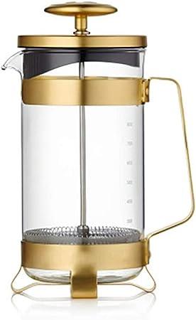 Máquina de café con Prensa Francesa - Acero Inoxidable + ...