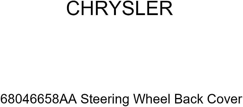 Chrysler Genuine 68046658AA Steering Wheel Back Cover