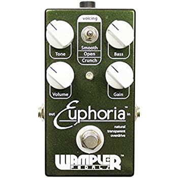 wampler dual fusion v2 tom quayle signature effects pedal musical instruments. Black Bedroom Furniture Sets. Home Design Ideas