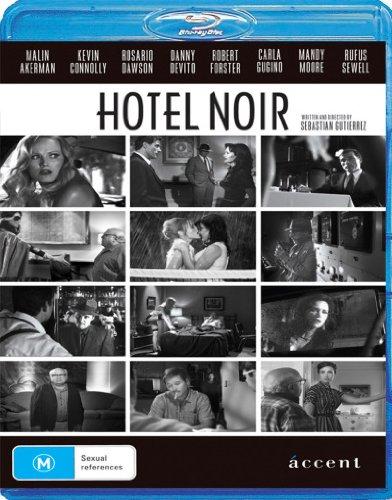 Hotel Noir [ Blu-Ray, Reg.A/B/C Import - Australia ] (Dawson Accent)
