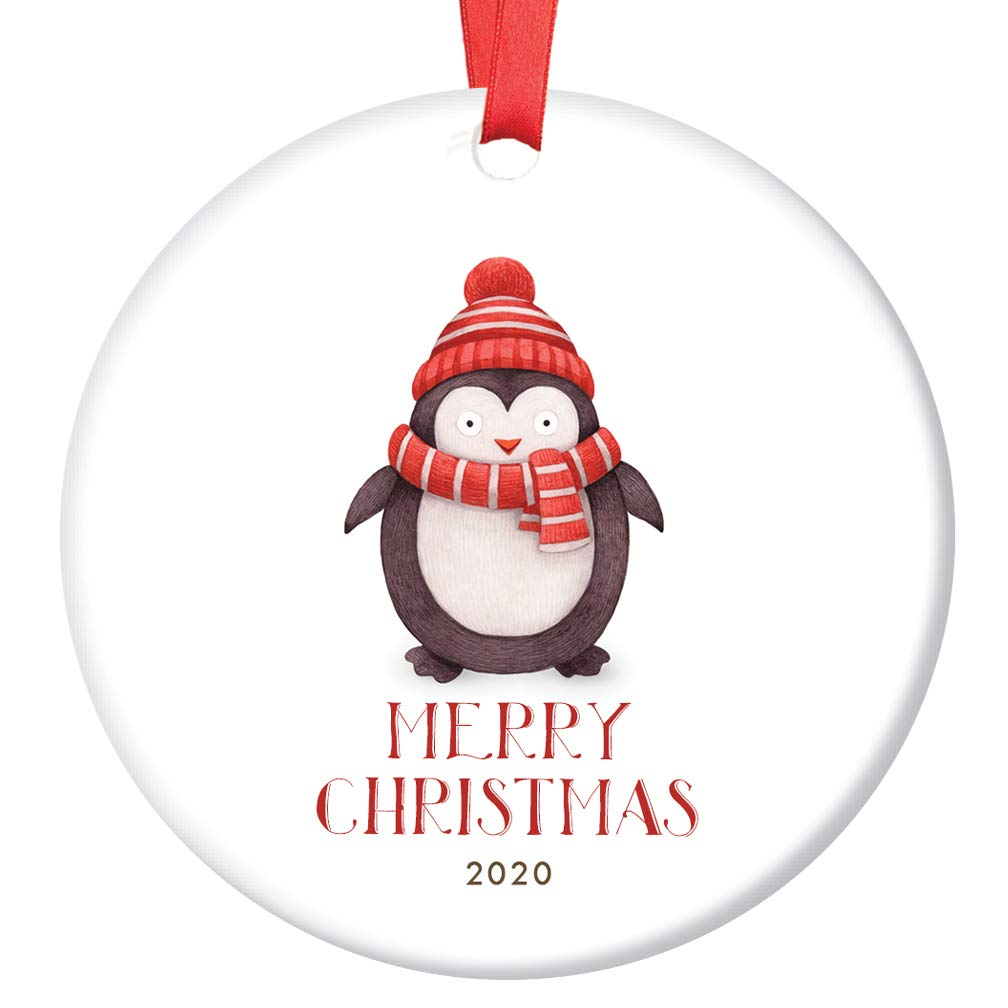 2020 Penguin Collector Christmas Ornaments Amazon.com: Merry Christmas 2020 Ornament Adorable Little Boy