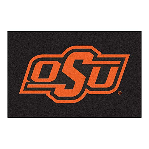 FANMATS NCAA Oklahoma State University Cowboys Nylon Face Starter -