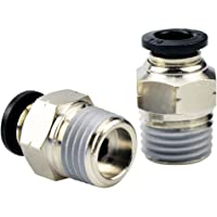 5-pcs V-shape  Union Tube 1//2 inch  Push to Connect Fitting *USA SELLER*