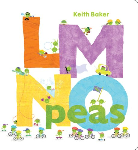LMNO Peas (The Peas Series)