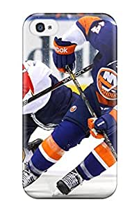 Hot Tpye New York Islanders Hockey Nhl (43) Case Cover For Iphone 4/4s