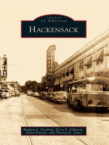 Hackensack (Images of America (Arcadia Publishing))