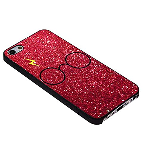Harry Potter For iPhone Case (iPhone 5/5S black) (Beatles Phone Case 5c)