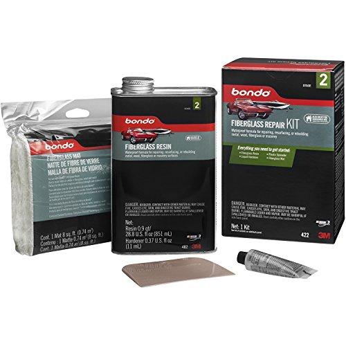 3m Bondo 422 Fiberglass Resin Repair Kit Buy Online In