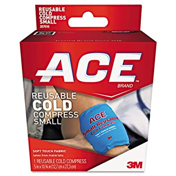 Amazon.com: ACE reutilizable frío Compres Tamaño 1 ct Ace ...