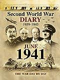 Second World War Diary: June, 1941