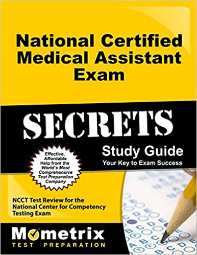 Buy National Certified Medical Assistant Exam Secrets Study Guide ...